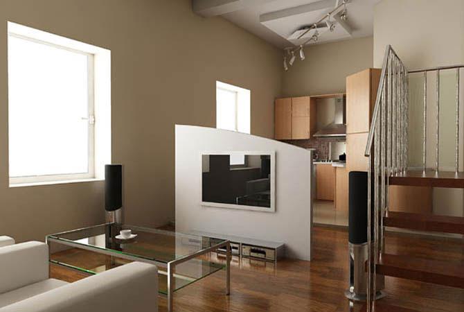 красивый классический ремонт однокомнатной квартиры фотогалерея