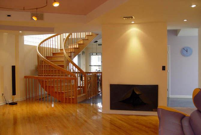 интерьер для одноконатной квартиры