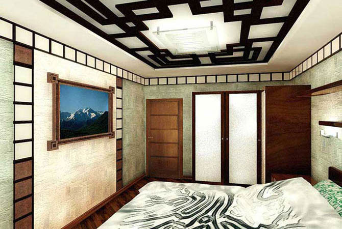 дизайн комнаты для мужчин
