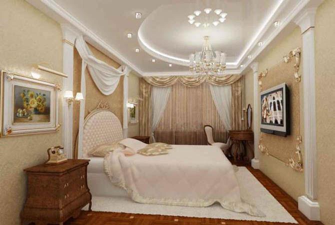 фото дизайн потолков с гипсокартона в квартире