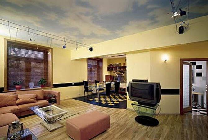 проет дизайн квартир домов интерьер