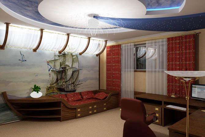 дизайн интерьера перепланировка квартиры