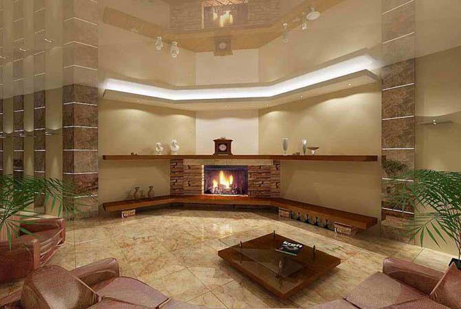 дизайн интерьер двухкомнатной квартиры с узкой кухней