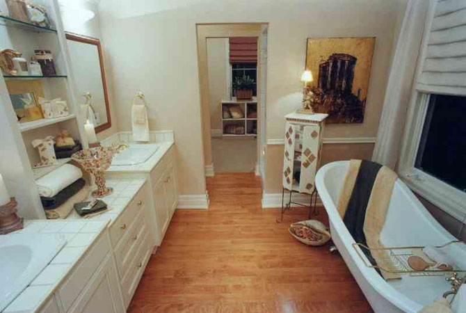 коспект - уроков интерьер жилого дома