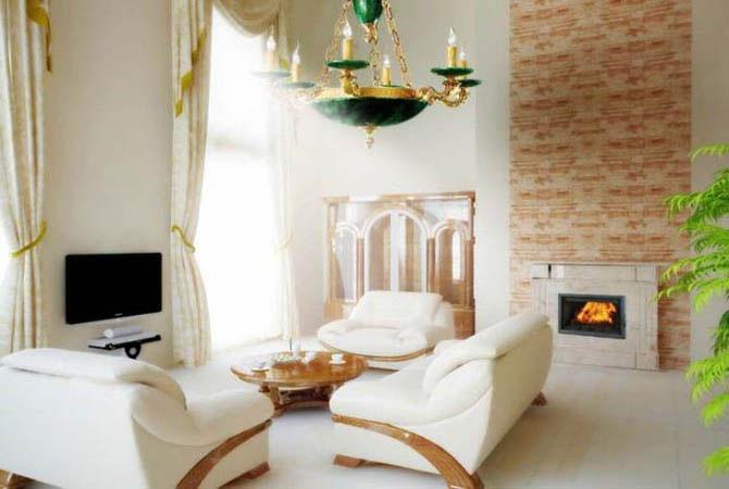 интерьеры деревянных домов в москве