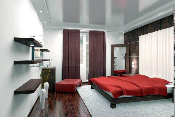 потолки гипсокартонные ремонт квартир