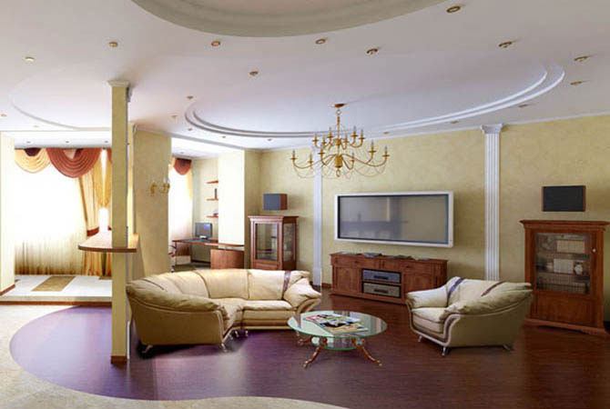 дизайн комнаты гостиной стильно фото