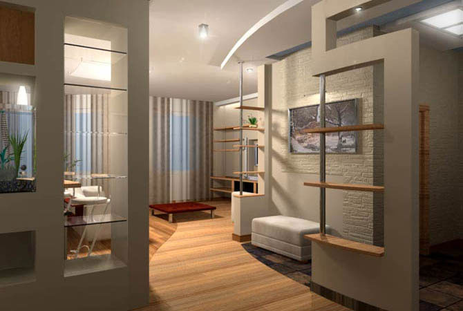 цвет квартиры дизайн комнаты