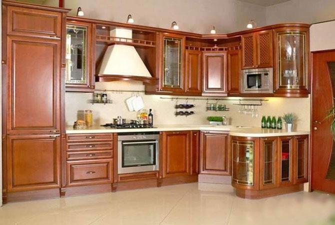 ремонт квартир кухни фото