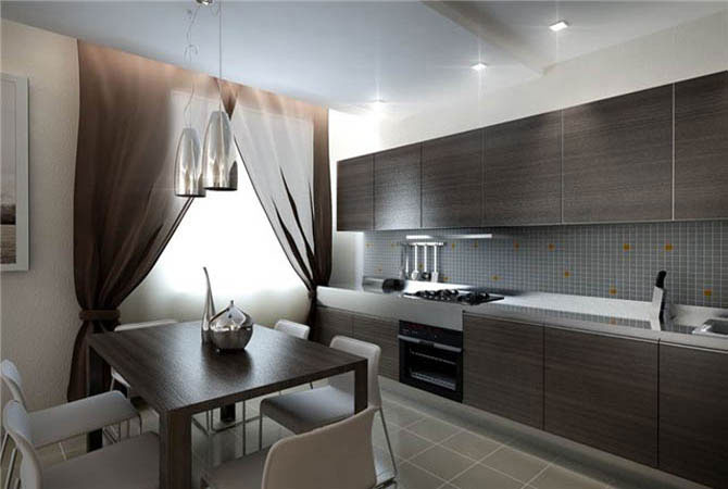 дизайн-проект квартиры с описанием