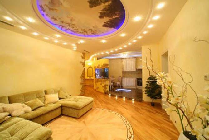 дизайн комнат в исламском стиле
